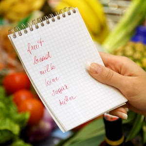 Shopping Lists for Frugal Living